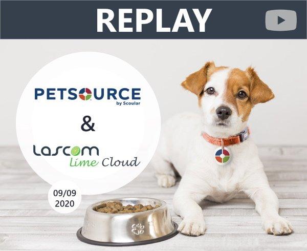 Petsource by Scoular leur expérience avec le PLM Lascom en vidéo