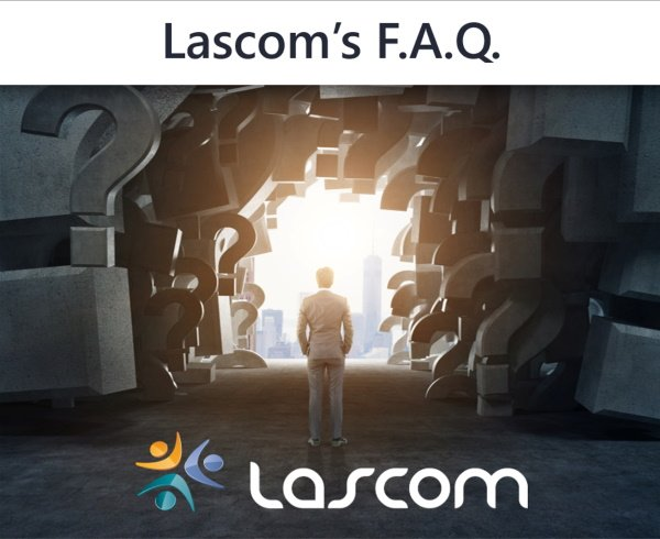 Illustration of Lascom's PLM FAQ