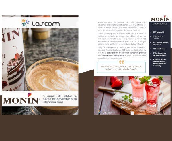 Lascom Lime PLM at Monin