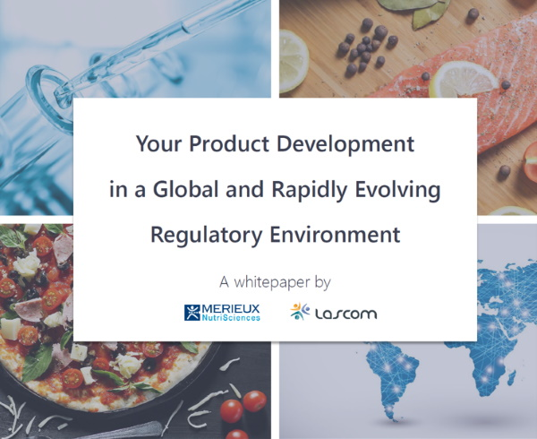 Developing food product in a global regulatory environment