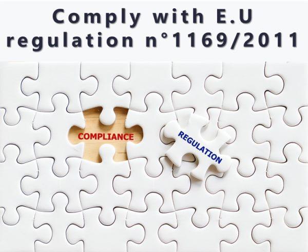 EU reuglation n°1169/2011