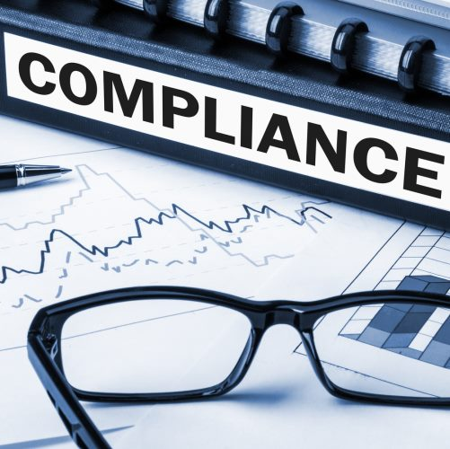 Customer complaints are most likely linked to marketing or regulatory compliance issues.