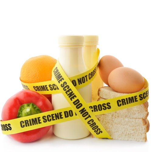Fraudulent food products have been identifies and put in quarantine.