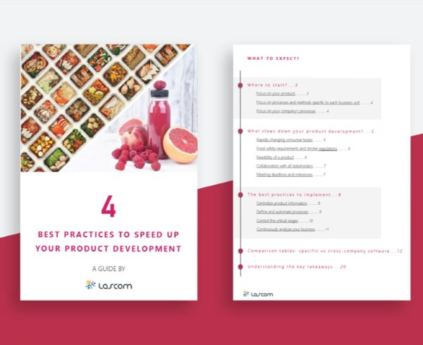 Best practices to acelerate food product development projects